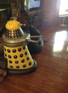 Henry the Friendly Dalek